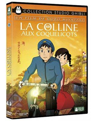 La colline aux coquelicots édition DVD