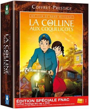 couverture, jaquette La colline aux coquelicots  Prestige (Buena vista)