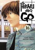 couverture, jaquette Hikaru No Go 16 VOLUME (Tonkam)