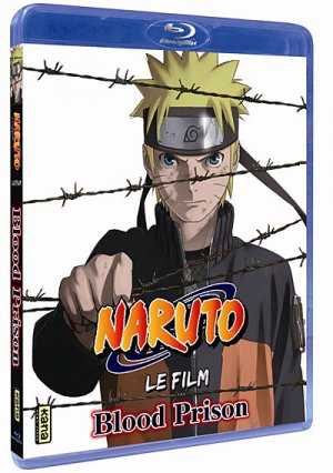 Naruto Shippuden Film 5 - The Blood Prison édition Blu-ray
