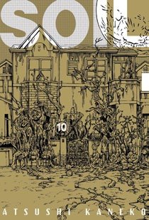 couverture, jaquette Soil 10  (Ankama Manga)