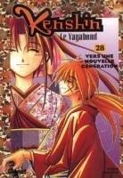couverture, jaquette Kenshin le Vagabond 28  (Glénat Manga)