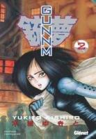 couverture, jaquette Gunnm 2  (Glénat Manga) Manga