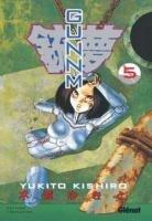 couverture, jaquette Gunnm 5  (Glénat Manga)