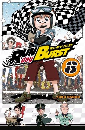 Run Day Burst T.8