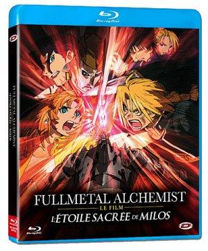 Fullmetal Alchemist - Film 2 - L'Etoile Sacrée de Milos