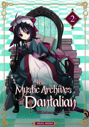 The Mystic Archives of Dantalian T.2