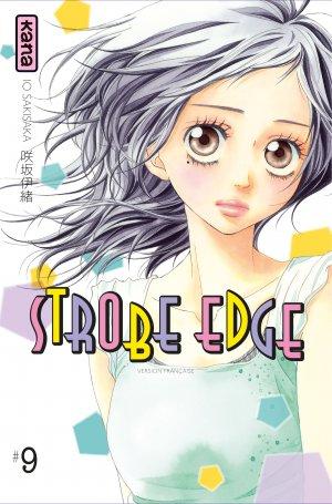couverture, jaquette Strobe Edge 9  (kana) Manga