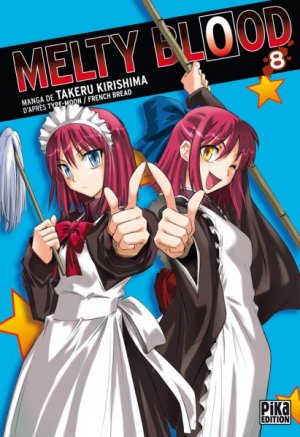 Melty Blood T.8
