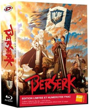 Berserk - L'Âge D'Or - Partie 1 : L'Oeuf Du Roi Conquérant édition Blu-ray -  Collector Limitée FNAC