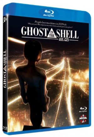 Ghost in The Shell 2.0 édition Simple