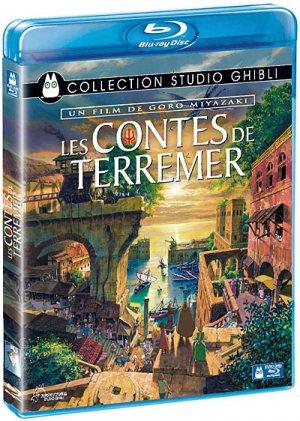 Les Contes De Terremer édition Blu-ray