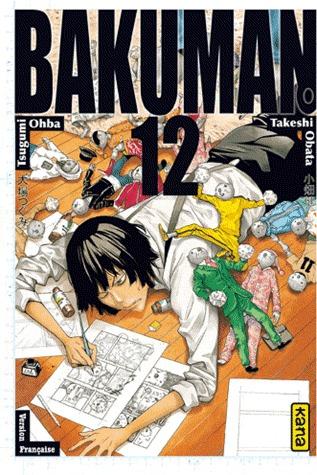 Bakuman T.12