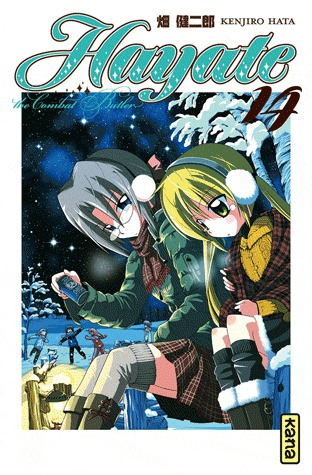 Hayate the Combat Butler 14