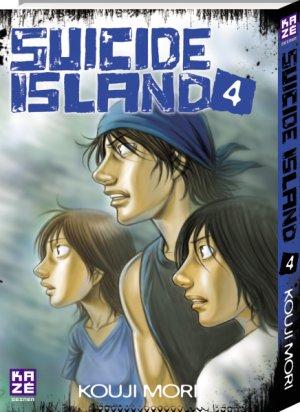 Suicide Island T.4