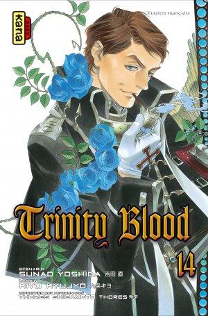 couverture, jaquette Trinity Blood 14  (kana) Manga
