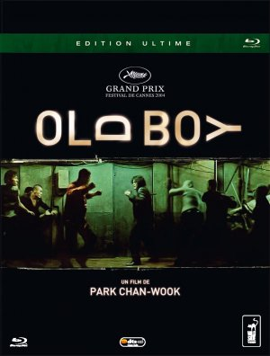 Old Boy édition Edition Ultime Blu-ray