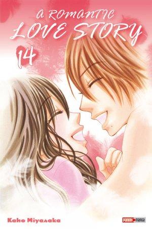 couverture, jaquette A Romantic Love Story 14  (Panini manga)