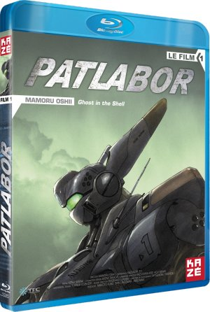 Patlabor - Film 1 édition Blu-ray