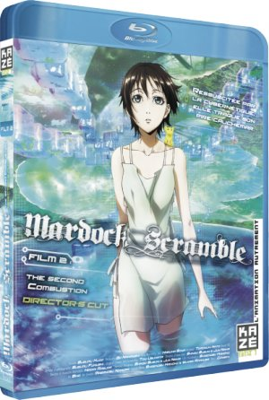 Mardock Scramble - Film 2 : The Second Combustion édition Blu-ray