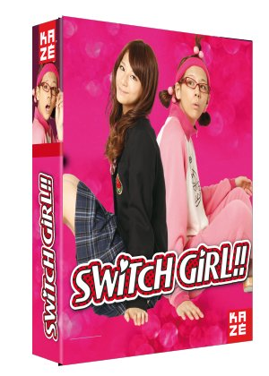 Switch Girl!! (drama) T.1