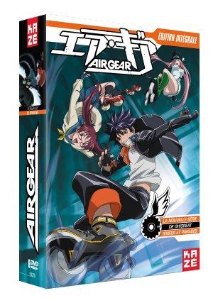 Air Gear édition Intégrale DVD Slim