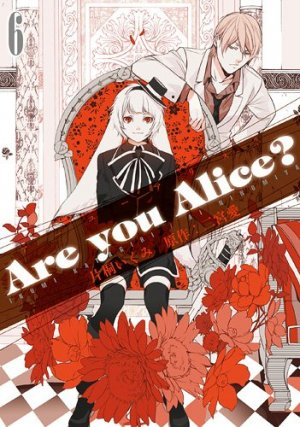 couverture, jaquette Are You Alice? 6  (Ichijinsha)