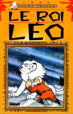 couverture, jaquette Le Roi Léo 3  (Glénat Manga)