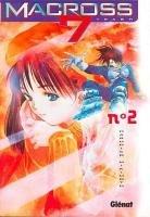 couverture, jaquette Macross 7 - Trash 2  (Glénat Manga)