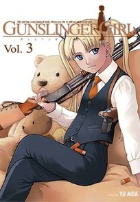 Gunslinger Girl 3