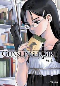 Gunslinger Girl 4