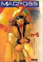 couverture, jaquette Macross 7 - Trash 5  (Glénat Manga)