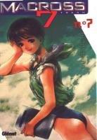 couverture, jaquette Macross 7 - Trash 7  (Glénat Manga)