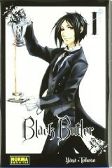 Black Butler édition Espagnole