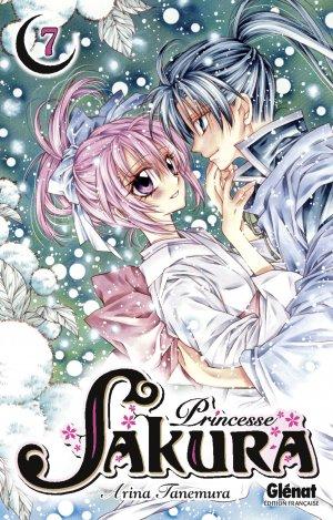 couverture, jaquette Princesse Sakura 7  (Glénat Manga)