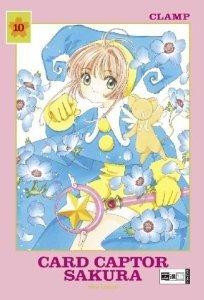 couverture, jaquette Card Captor Sakura 10 Allemande (Egmont manga)