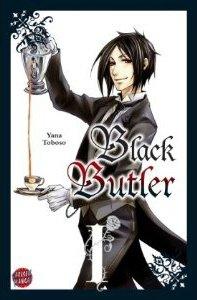 Black Butler édition Allemande