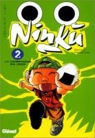 couverture, jaquette Ninku 2  (Glénat Manga)