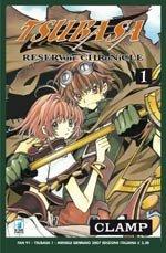 Tsubasa Reservoir Chronicle édition Italienne