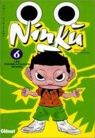 couverture, jaquette Ninku 6  (Glénat Manga)