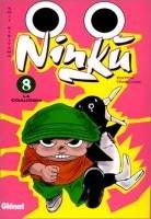 couverture, jaquette Ninku 8  (Glénat Manga) Manga