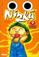 couverture, jaquette Ninku 9  (Glénat Manga) Manga