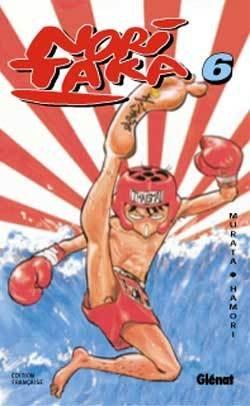 couverture, jaquette Noritaka 6  (Glénat Manga)
