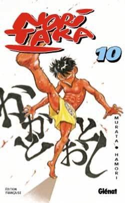 couverture, jaquette Noritaka 10  (Glénat Manga)