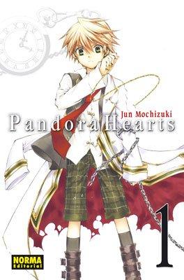 Pandora Hearts édition Espagnole