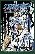 couverture, jaquette Tsubasa Reservoir Chronicle 5 Italienne (Star Comics)