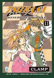 couverture, jaquette Tsubasa Reservoir Chronicle 11 Italienne (Star Comics)