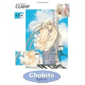 Chobits édition Italienne
