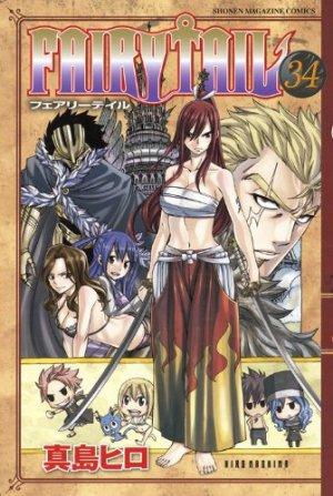 Fairy Tail # 34