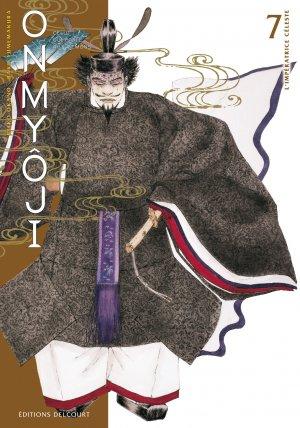 Onmyôji - Celui qui Parle aux Démons 7 Manga